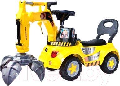 Каталка детская Toyz Lift (желтый)