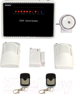 Охранная система Ginzzu HS-K01B