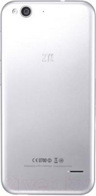 Смартфон ZTE Blade S6 Lite (серебристый)