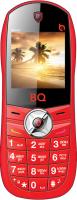 Мобильный телефон BQ Monza BQM-1401 (красный) -
