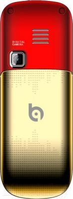 Мобильный телефон BQ Lyon BQM-1402 (красный)
