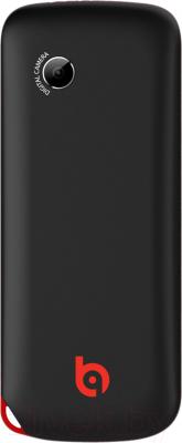 Мобильный телефон BQ Dublin BQM-1818 (черный)