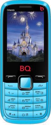 Мобильный телефон BQ Orlando BQM-2456 (синий)