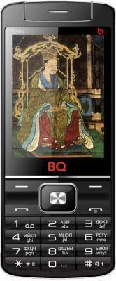 Мобильный телефон BQ Kyoto BQM-2802 (черный)