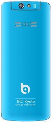 Мобильный телефон BQ Kyoto BQM-2802 (синий)