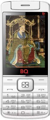 Мобильный телефон BQ Kyoto BQM-2802 (белый)