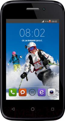 Смартфон BQ Aspen Mini BQS-3510 (черный)