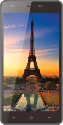 Смартфон BQ Paris BQS-5004 (черный)
