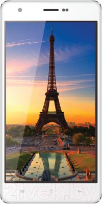 Смартфон BQ Paris BQS-5004 (белый)
