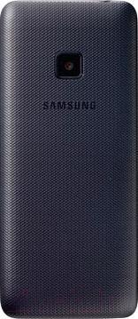 Мобильный телефон Samsung Metro / B350E (сине-черный)