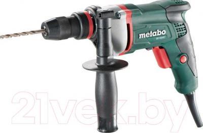 Профессиональная дрель Metabo BE 500/6 (600343000) - общий вид