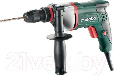 Профессиональная дрель Metabo BE 500/10 (600353000) - общий вид