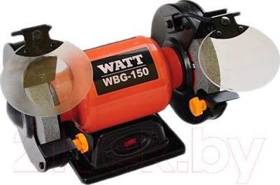 Точильный станок Watt WBG-150 (21.250.150.20) - общий вид