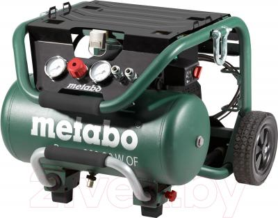 Воздушный компрессор Metabo Basic Power 280-20 W OF (601545000) - общий вид