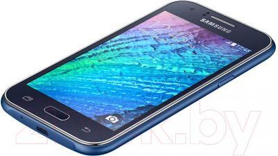 Смартфон Samsung Galaxy J1 LTE / J100FN (синий)