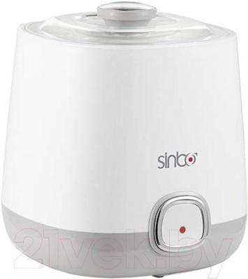 Йогуртница Sinbo SYM 3903 (белый)
