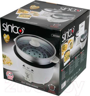 Кашеварка Sinbo SCO 5020 (белый)