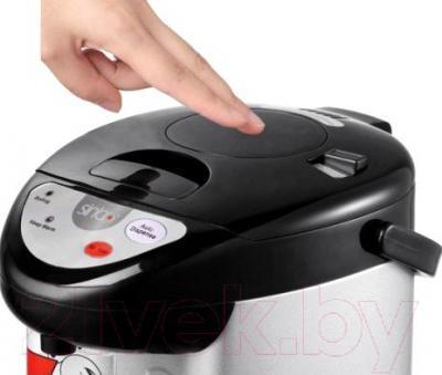 Термопот Sinbo SK-2394 (черно-серебристый)