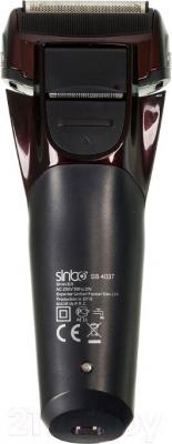 Электробритва Sinbo SS-4037 (бордовый) - вид сзади