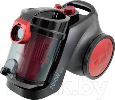 Пылесос Sinbo SVC 3459 (красный/черный)
