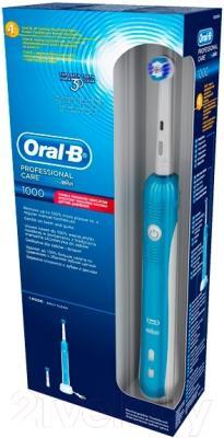 Электрическая зубная щетка Braun Professional Care 1000 / D20.523 (тип 3757)