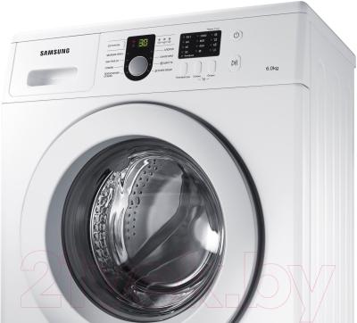 Стиральная машина Samsung WF8590NLW8DYLP