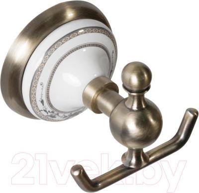 Крючок для ванны Manzzaro Genova 18.34.02