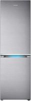 Холодильник с морозильником Samsung RB38J7761SR/WT -