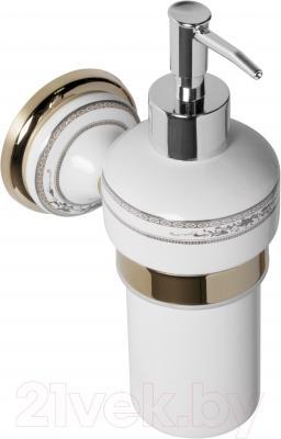 Дозатор жидкого мыла Manzzaro Genova А18.38.02