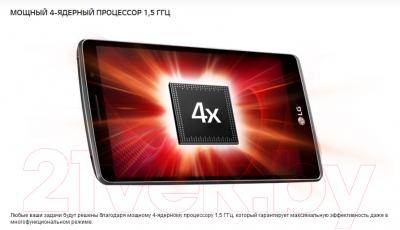Смартфон LG G4c Dual / H522Y (белый)