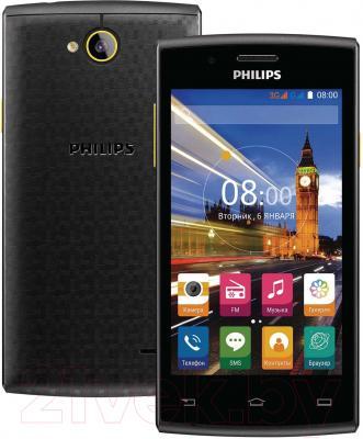 Смартфон Philips S307 (черный)