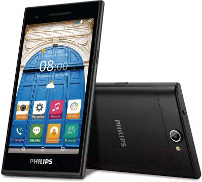 Смартфон Philips S396 (черный)