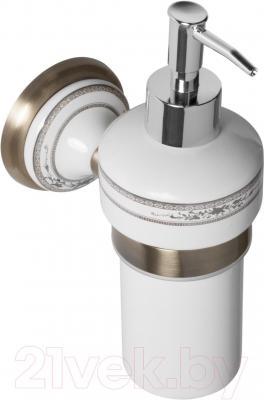 Дозатор жидкого мыла Manzzaro Genova A18.38.04