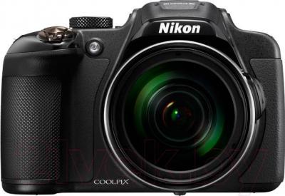 Компактный фотоаппарат Nikon Coolpix P610 (черный)