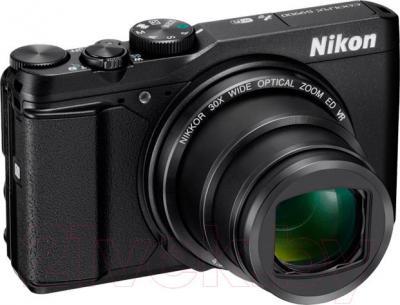 Компактный фотоаппарат Nikon Coolpix S9900 (черный)