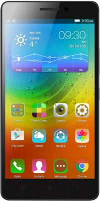 Смартфон Lenovo A7000 (черный)