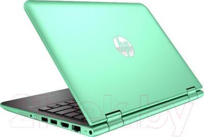 Ноутбук HP Pavilion x360 11-k001ur (M4A85EA)