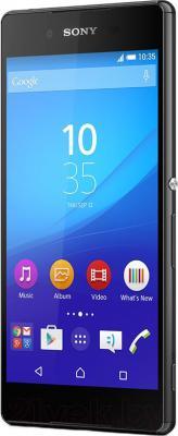 Смартфон Sony Xperia Z3+ Dual / E6533 (черный)
