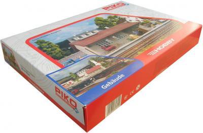 Элемент железной дороги Piko Товарный склад Бургштайн (61824) - упаковка