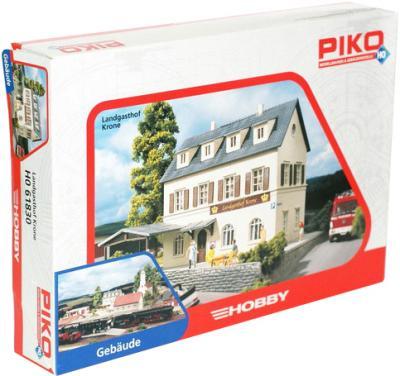 Элемент железной дороги Piko Гостиница (61830) - упаковка