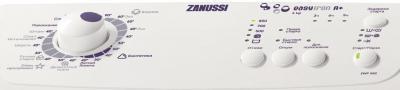 Стиральная машина Zanussi ZWP582 - панель управления