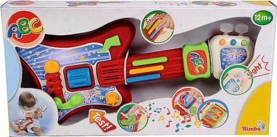 Музыкальная игрушка Simba Гитара (4019677) - упаковка
