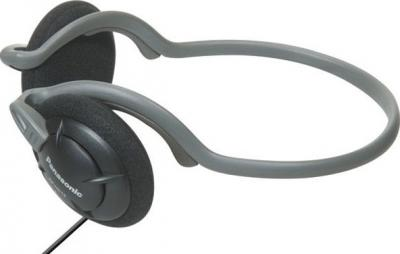 Наушники Panasonic RP-HG15E-K - общий вид