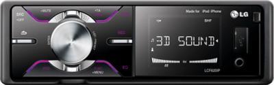 Автомагнитола LG LCF620IP - общий вид