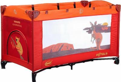 Кровать-манеж 4Baby Vegas Australia - общий вид