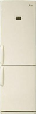 Холодильник с морозильником LG GA-B379UEQA - общий вид