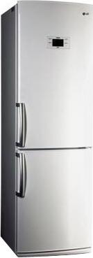 Холодильник с морозильником LG GA-B379ULQA - общий вид