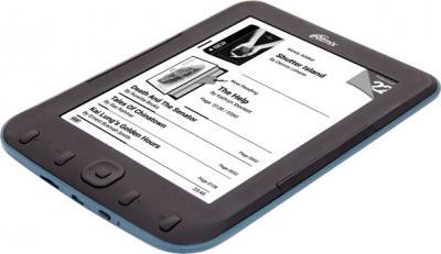 Электронная книга Ritmix RBK-620 (microSD 8Gb) - общий вид