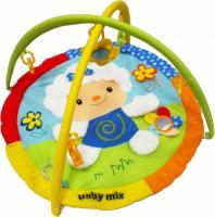 Развивающий коврик Baby Mix Овечка (ТК/3248С) -