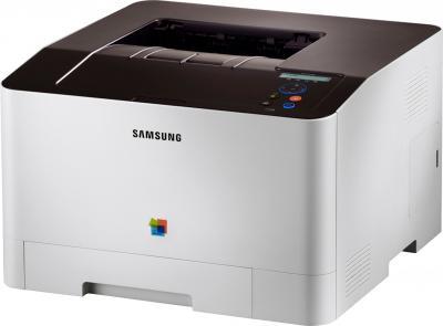 Принтер Samsung CLP-415N - общий вид